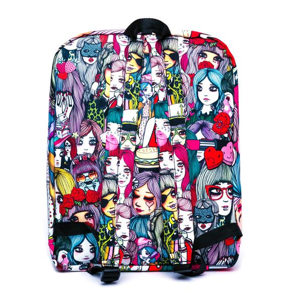 Valfré Flash Mob Classic Backpack