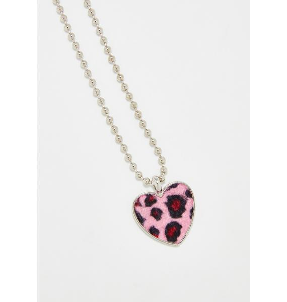 Wild Heart Chain Necklace