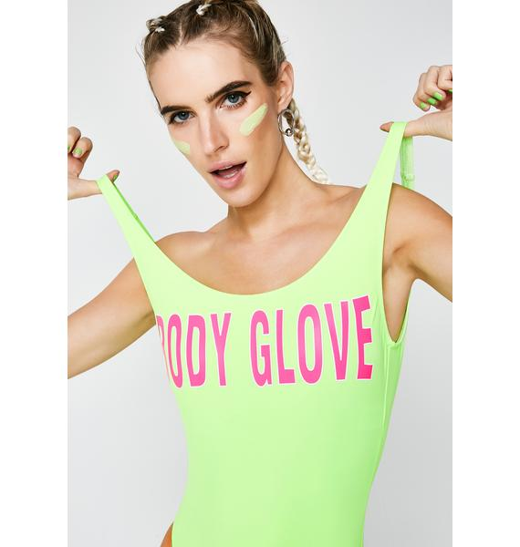 Body Glove Neon Kush The Look One Piece