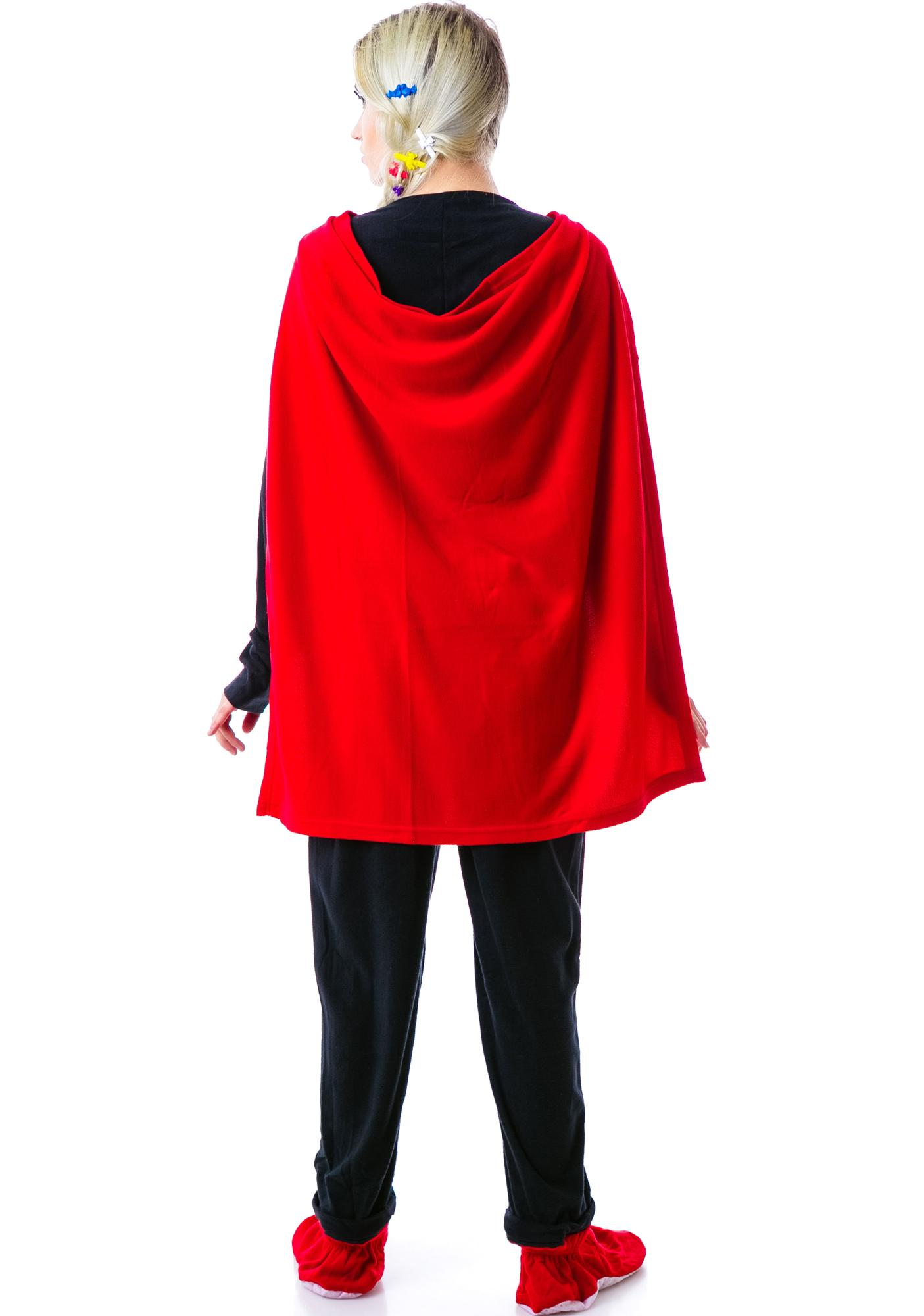 Undergirl Man of Steel Onesie