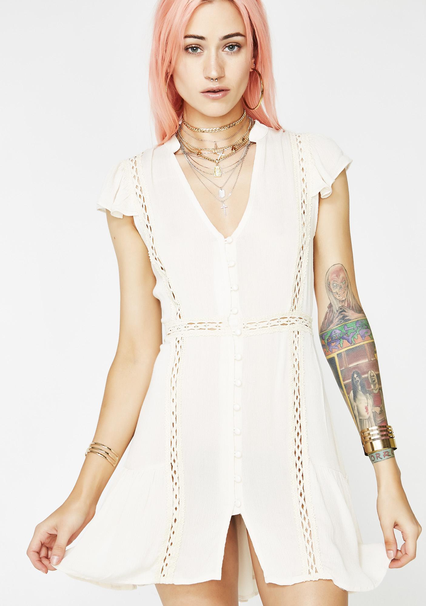 Rose Doll Sundress
