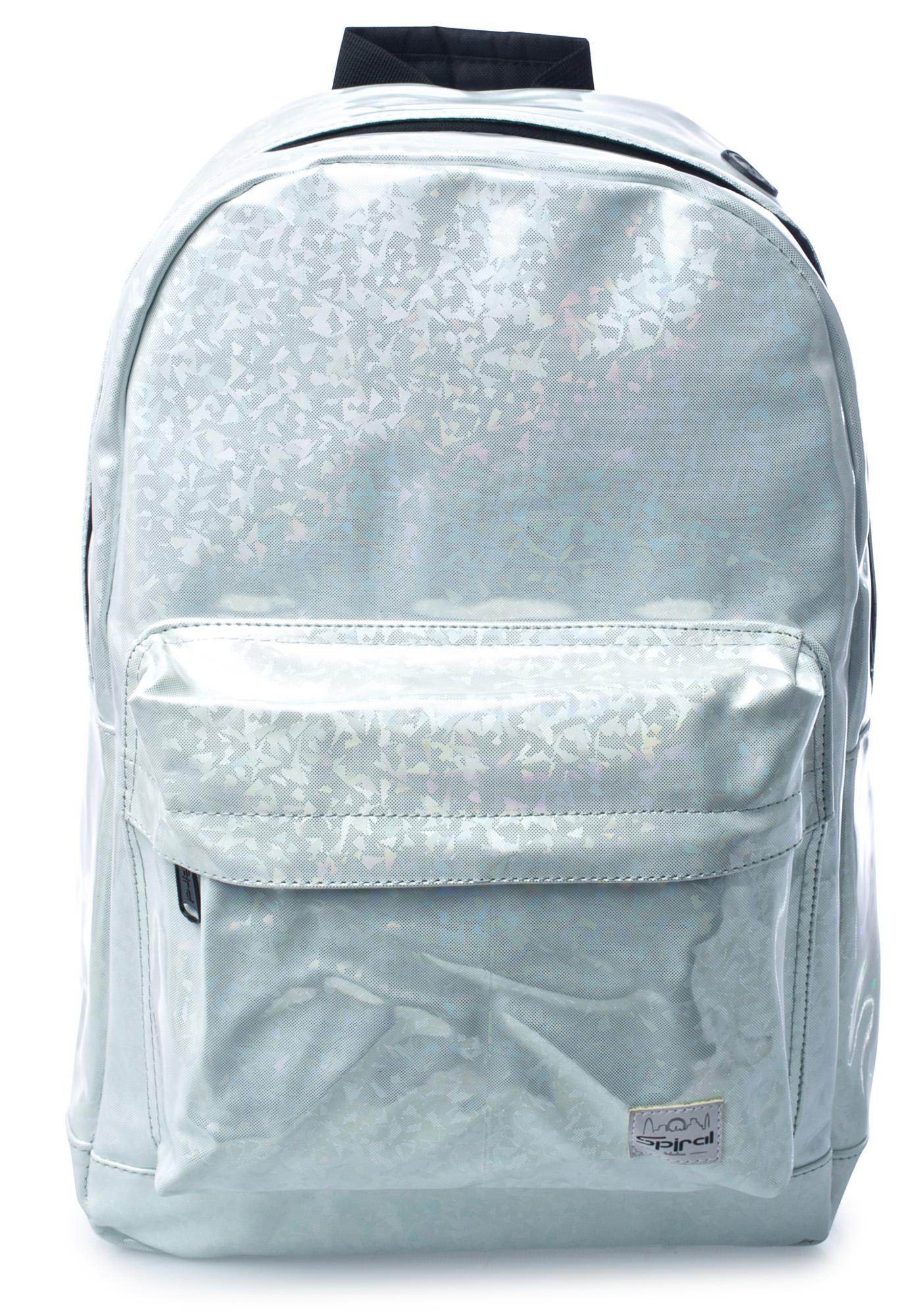 Spiral UK White Diamond OG Backpack