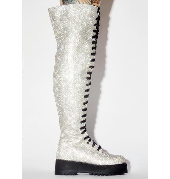 Poster Grl Schmoney Maker Bling Boots
