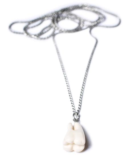 Tooth Necklace