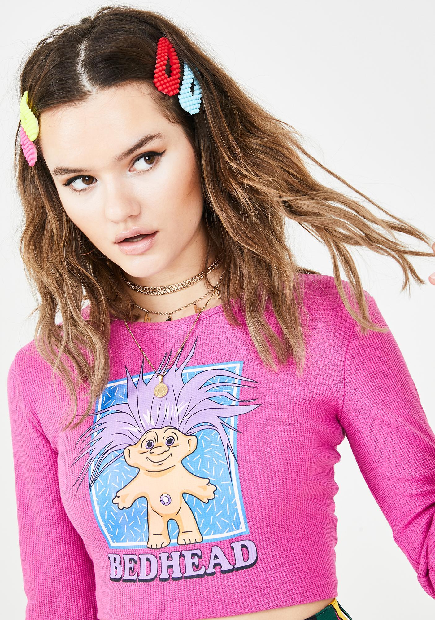 Epic Lil Darling Beaded Hair Clip Set