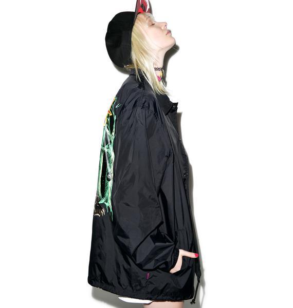 Mishka Kidrobot Revenge Windbreaker Jacket