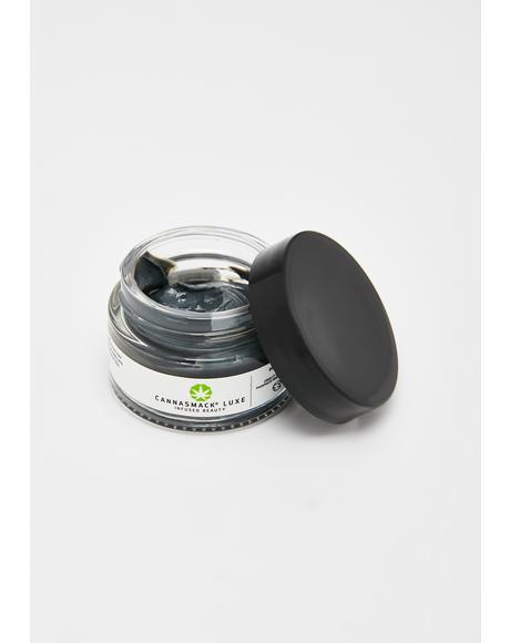 Hemp-Infused Charcoal Detoxifying Mask