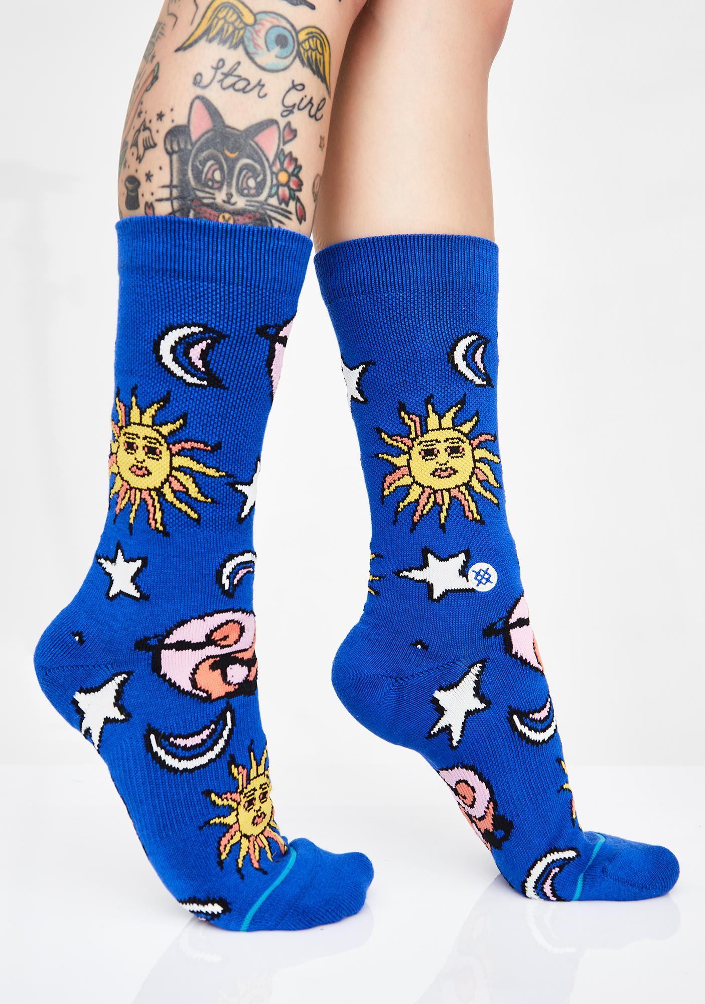 Stance Sunny Daze Crew Socks