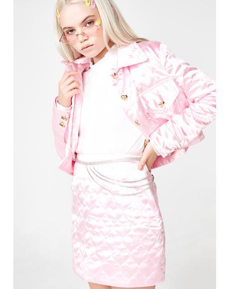 Sweetheart Mini Skirt