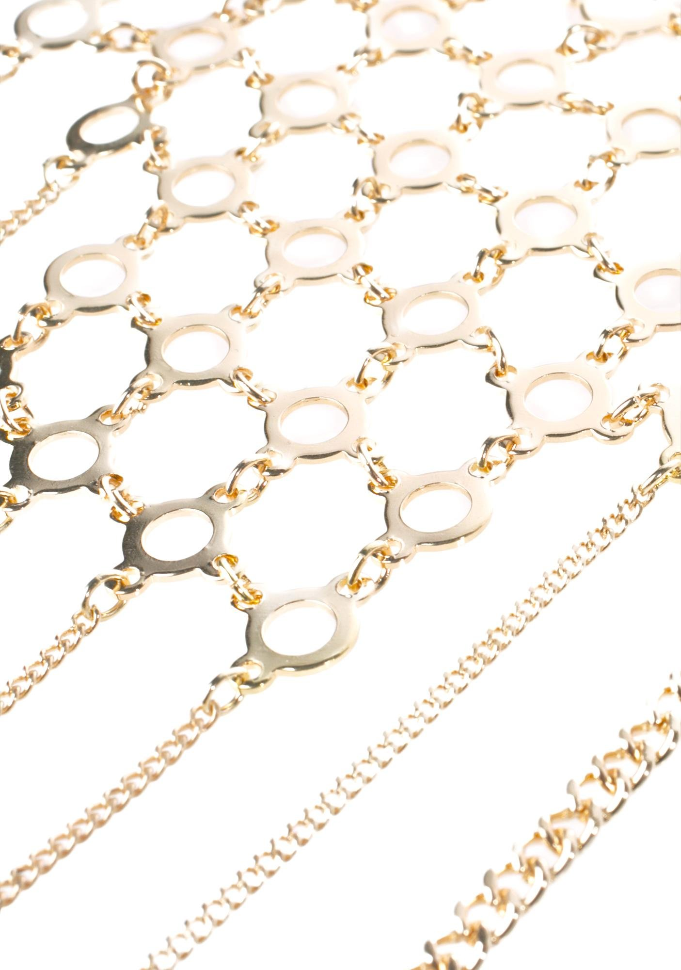 Stay Shining Chain Harness