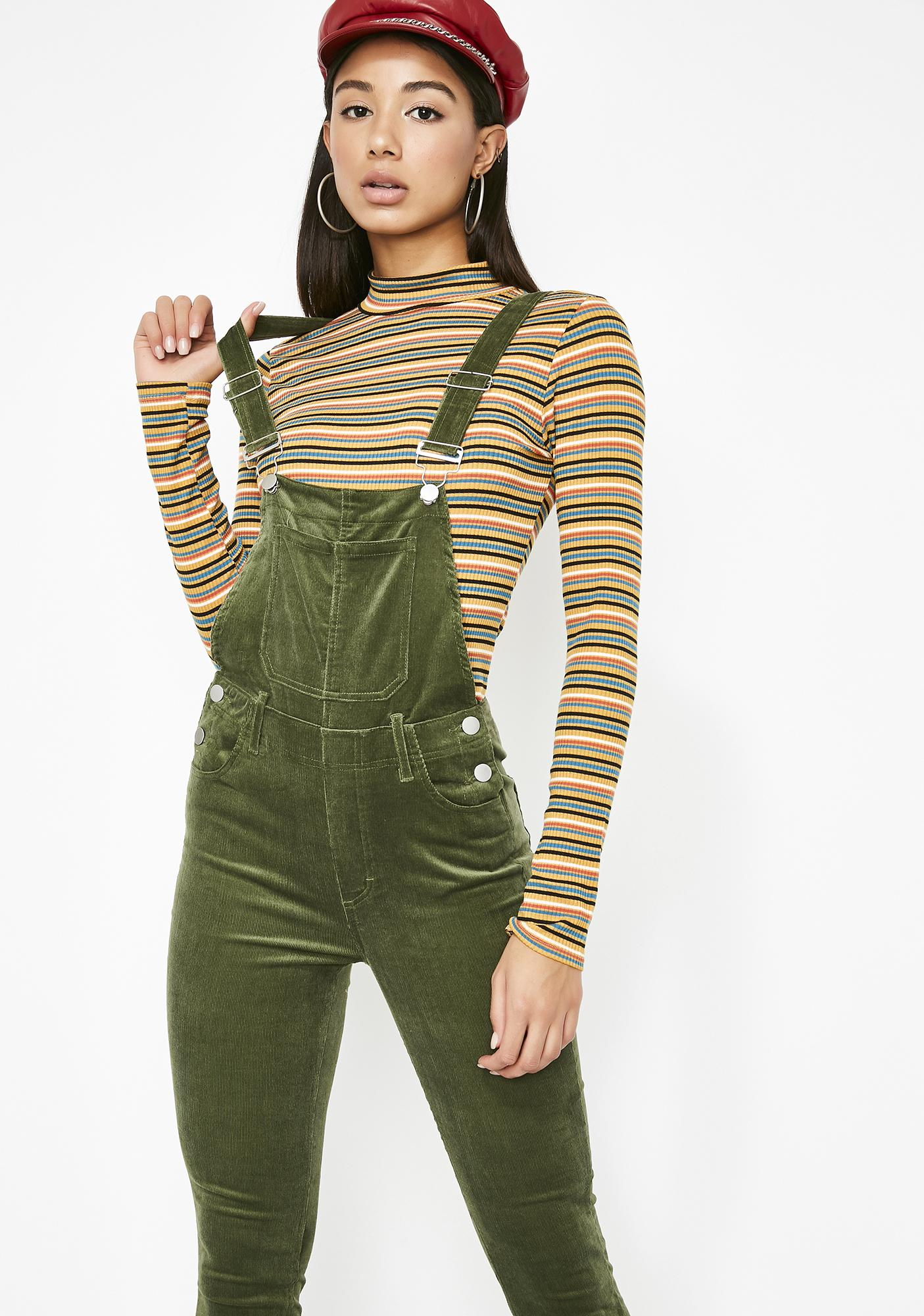 528d539bb1b Get Down Corduroy Overalls