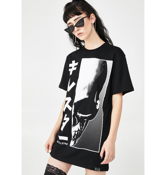 Killstar Tokyo Graphic T-shirt