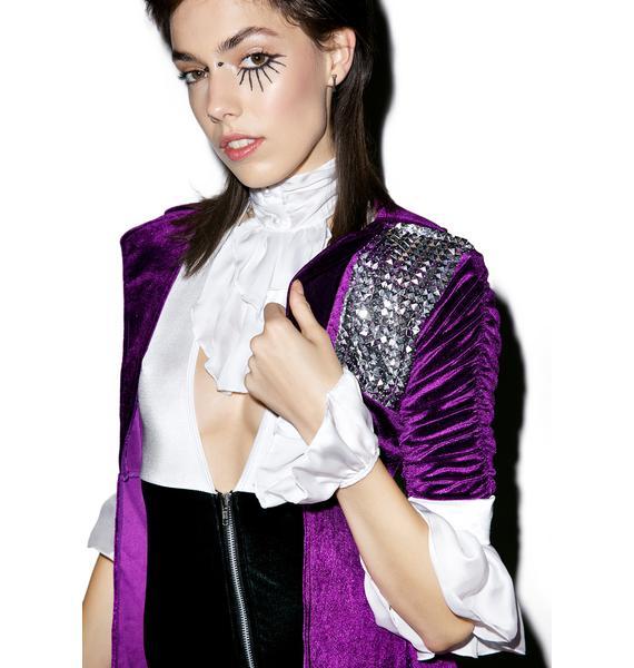 Princess Purple Rayne Costume Set