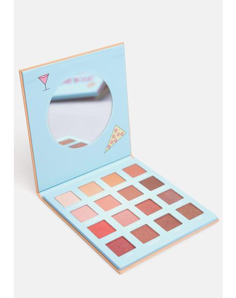 #MakeItSlay 001 Create Yo Scelf Eyeshadow Palette