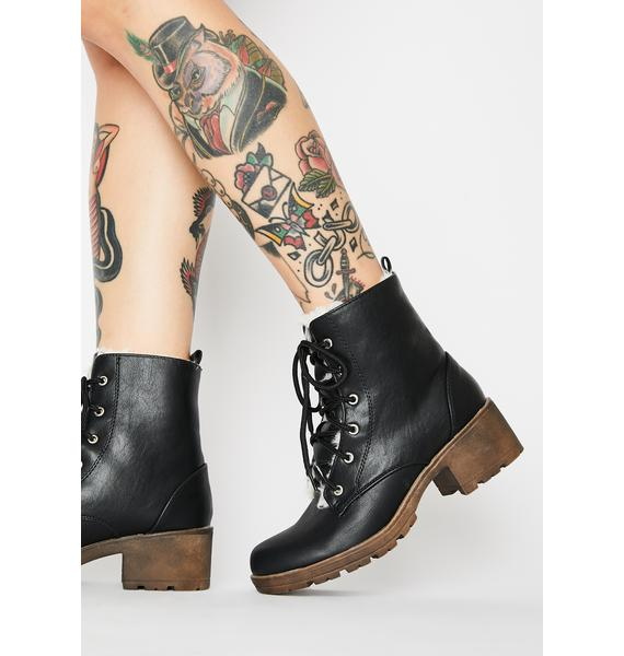 Yukon Trails Heeled Boot