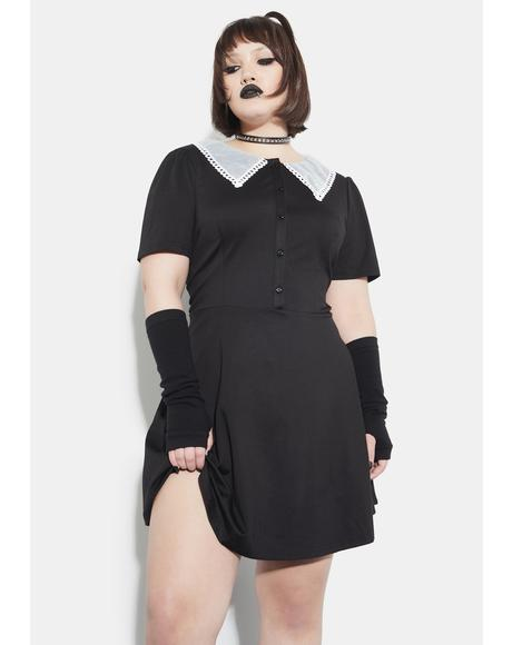 You'll Come Out Alive Skater Dress