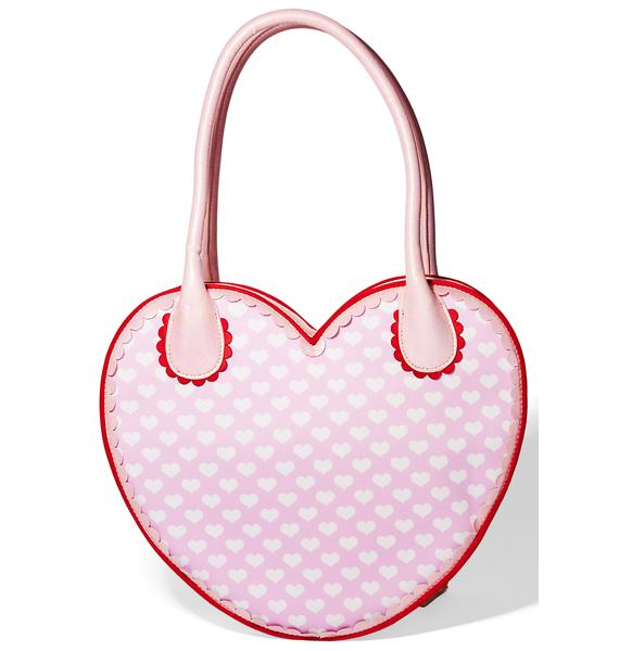 Irregular Choice Love N Kisses Bag