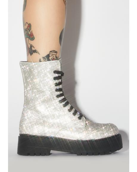 Diamond Duchess Bling Boots