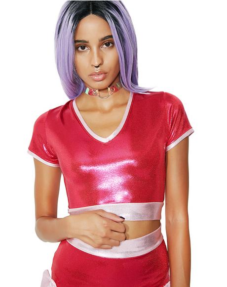 Sugar Doll Crop Top