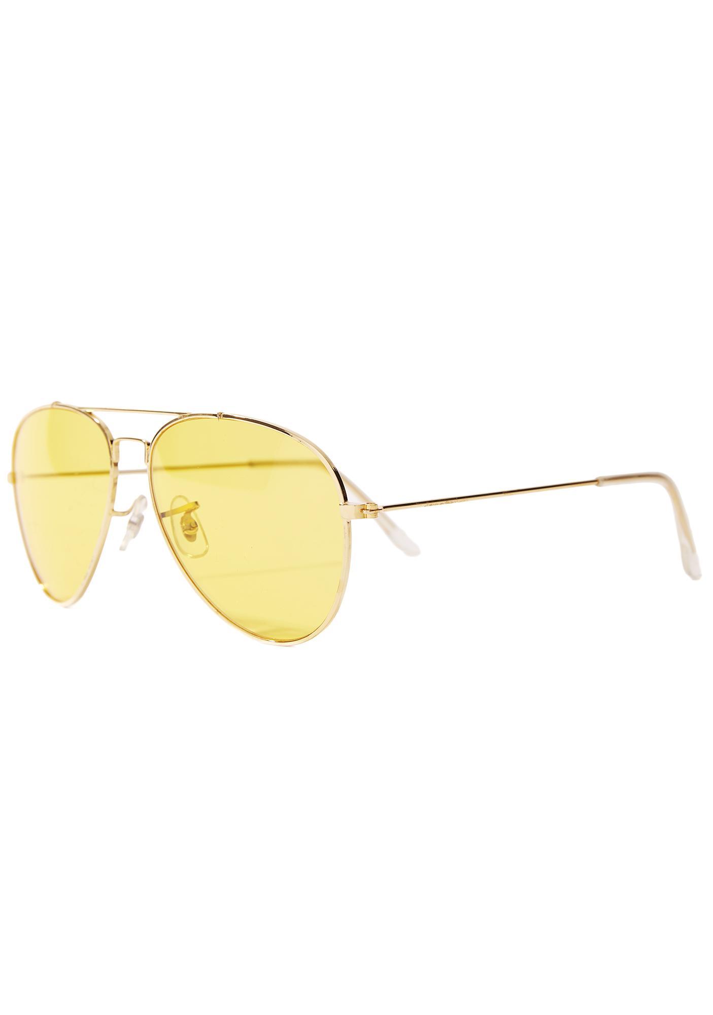 High Flyer Aviator Sunglasses