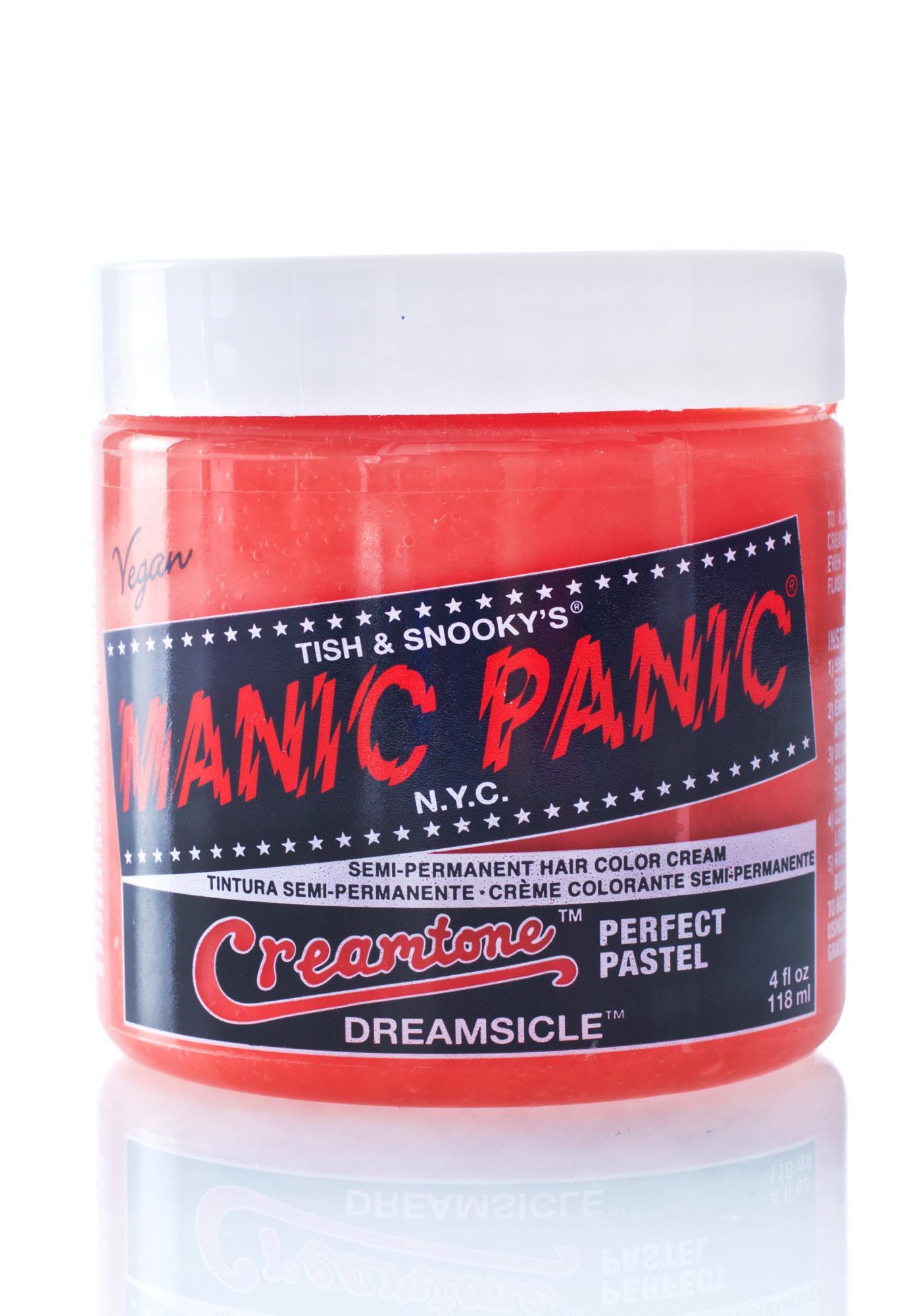 Manic Panic Dreamsicle Creamtone Hair Dye