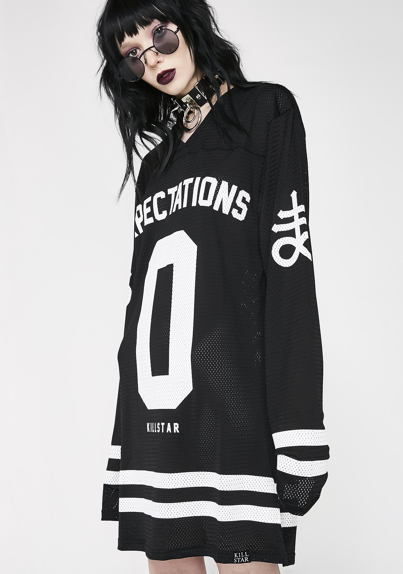 Killstar Nothing To Lose Hockey Jersey