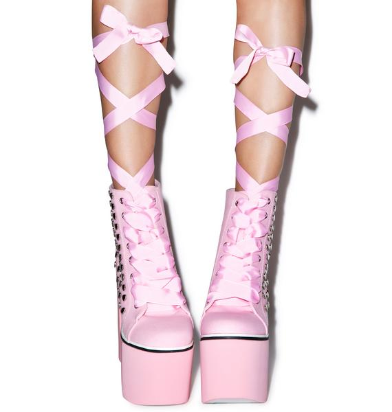 Sugar Thrillz Kawaii Sweet Street Platform Sneakers