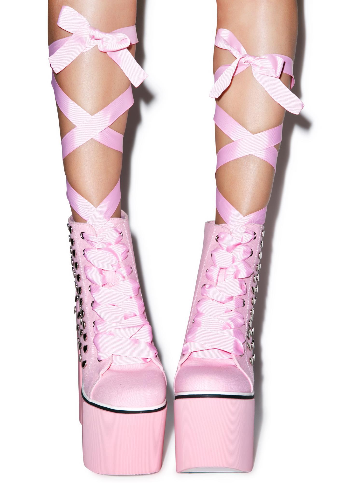 69b843ee2c9a Sugar Thrillz Kawaii Sweet Street Platform Sneakers