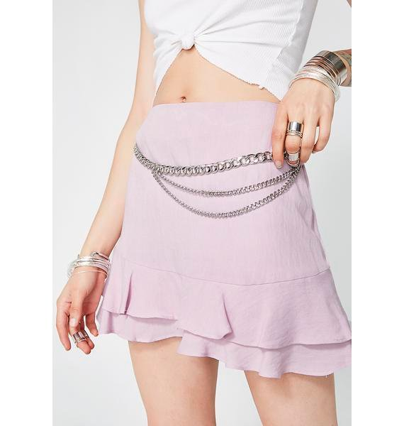 Off The Chains Layered Belt