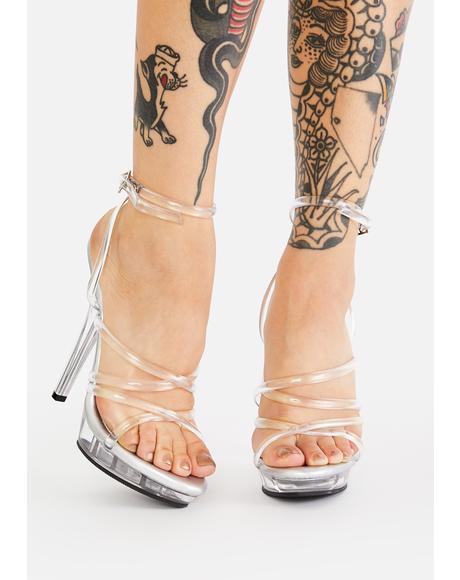Lip Clear Heels