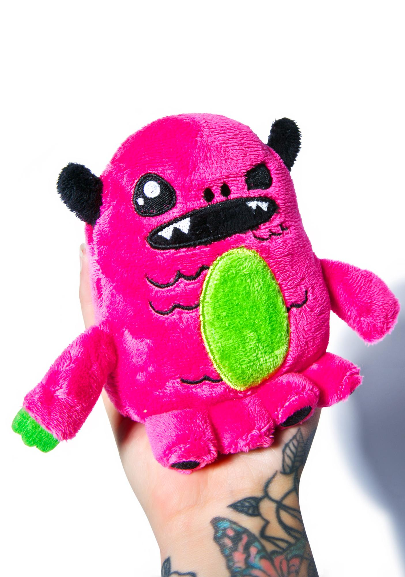 Iron Fist Taco Mini Plush