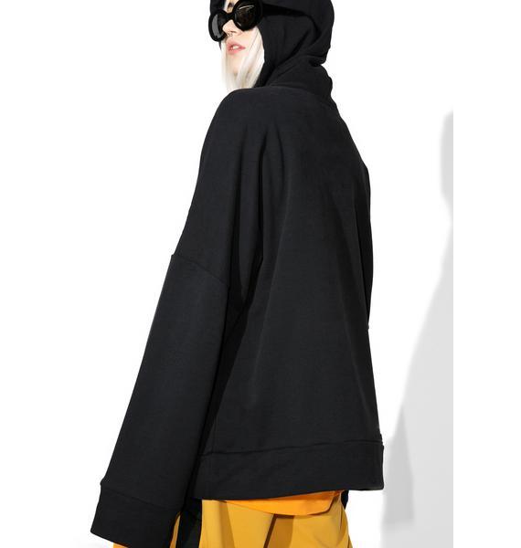 Jaded x Granted Granted Oversized Hoodie