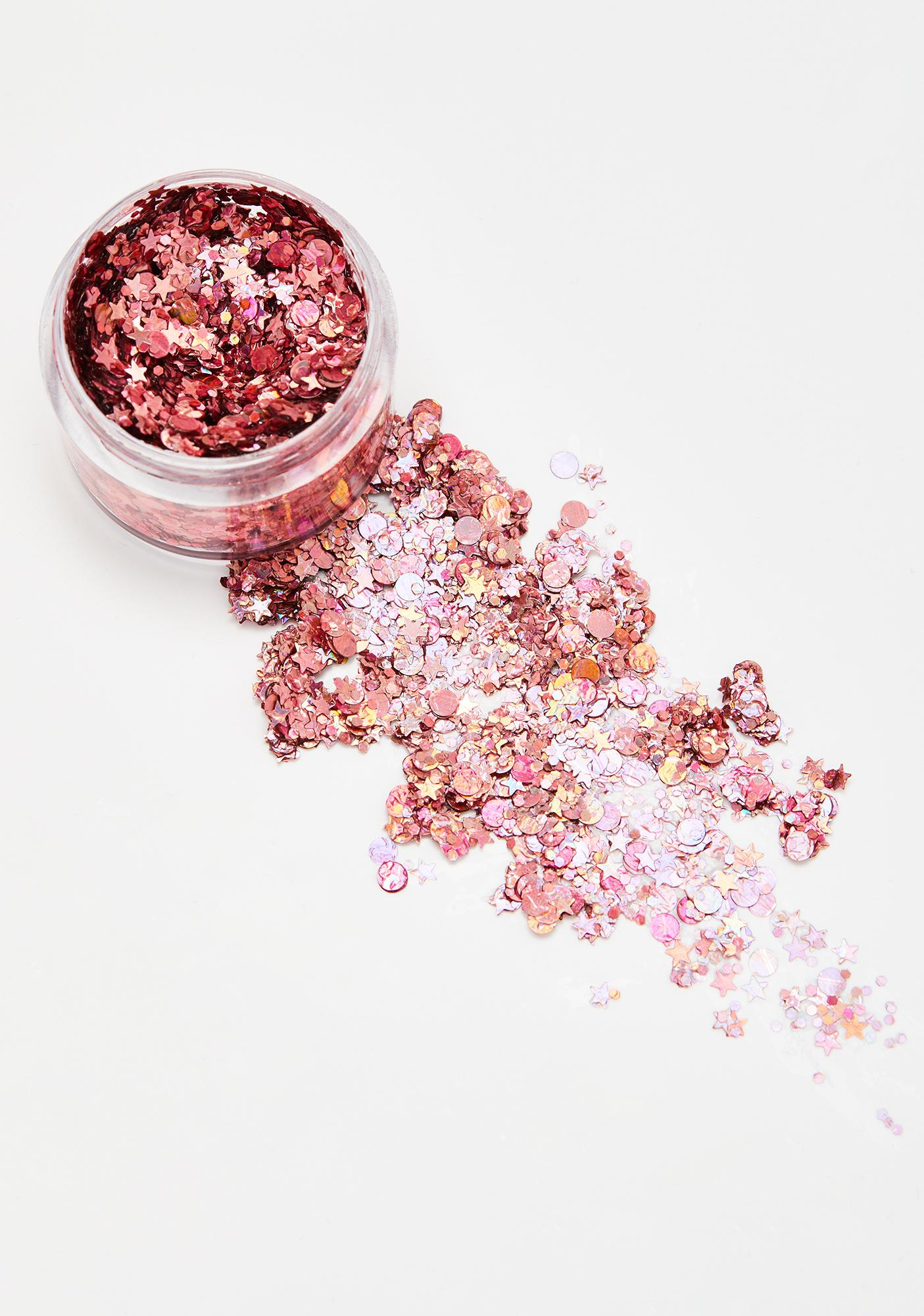 bungalow-glitter by atomic-makeup