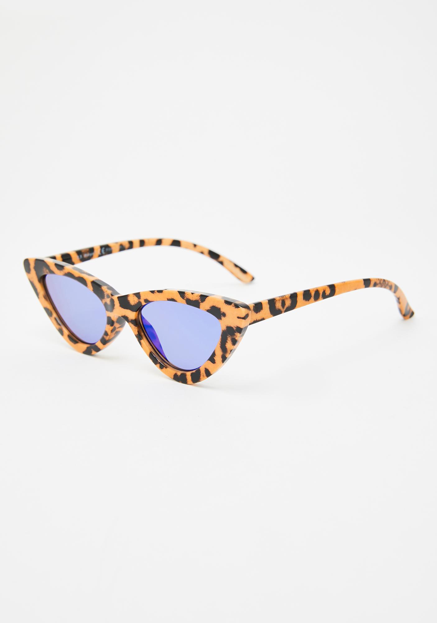 Feline Spicy Cat Eye Sunglasses