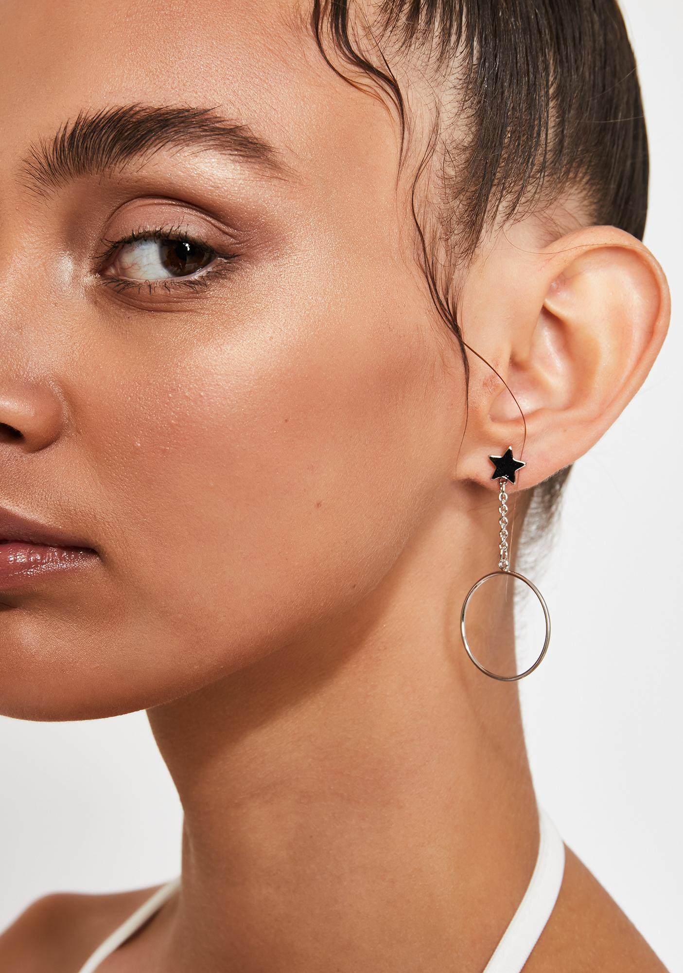 Stellar Shock Star Earrings