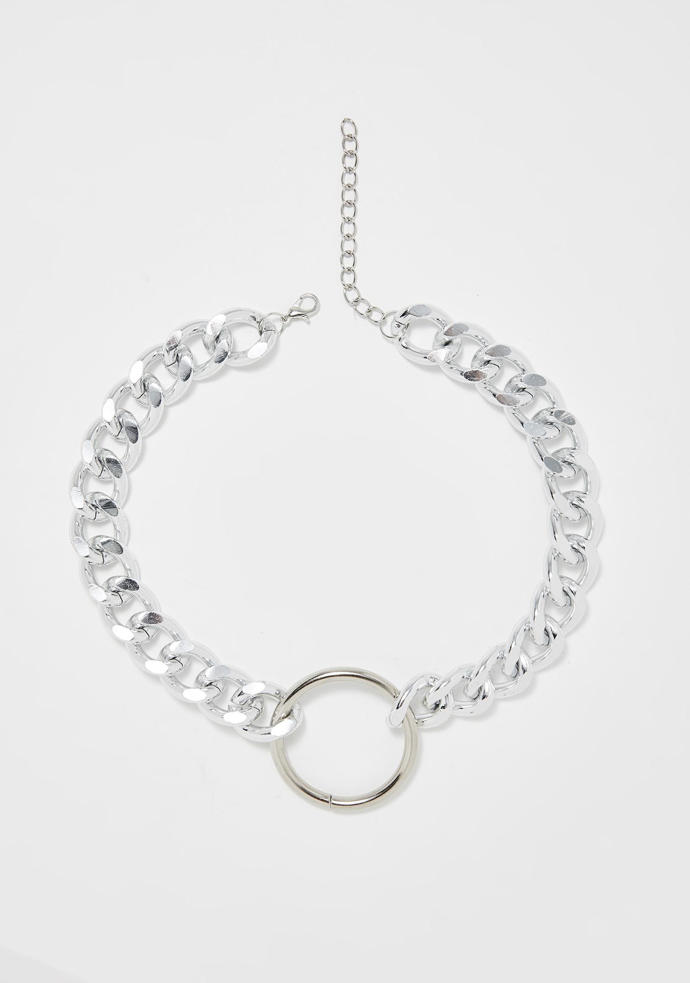 Change Of Pace O-Ring Choker