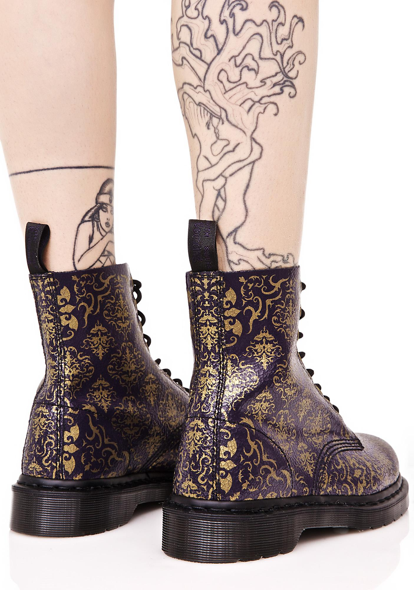 Dr. Martens Pascal Boot