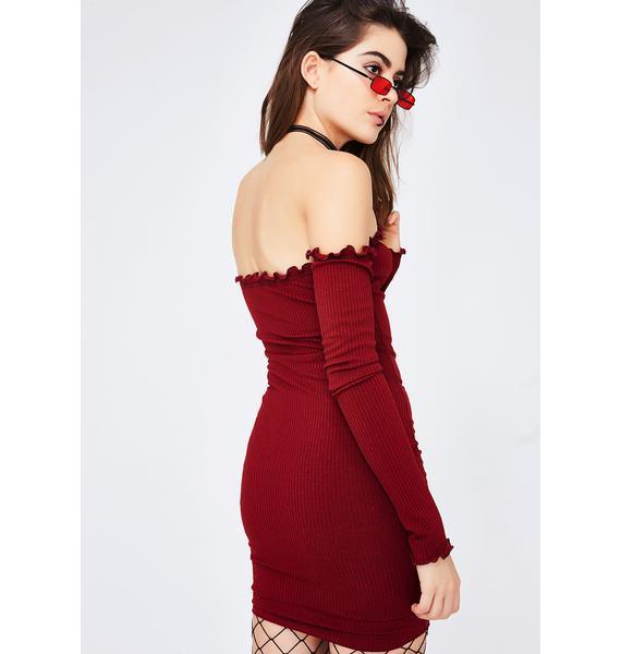 Heart Thief Mini Dress