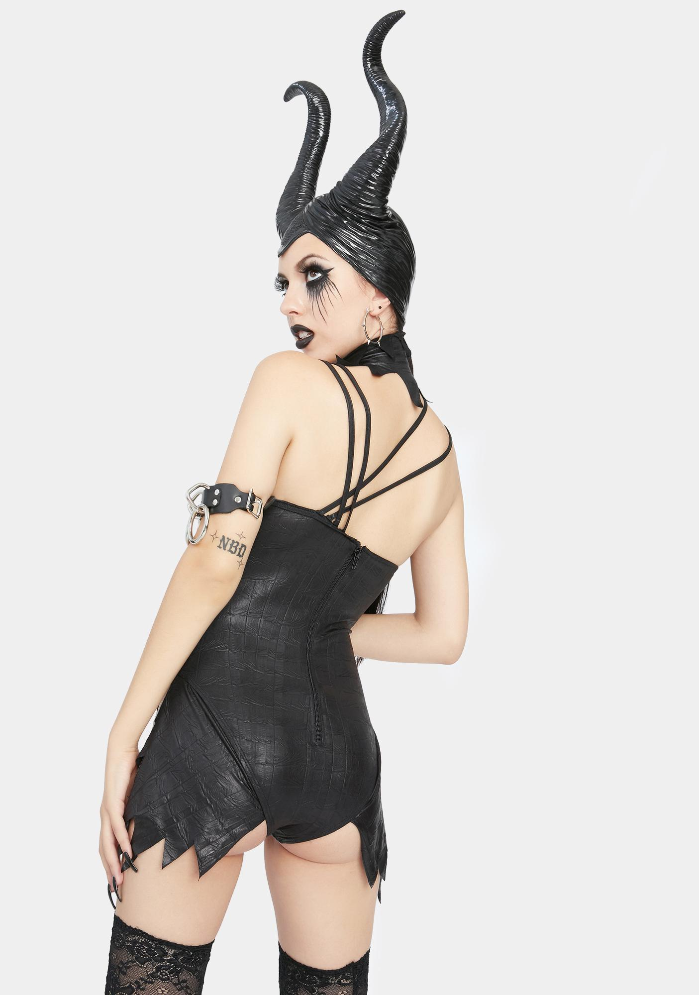 Forplay Beasty Sexy Movie Villain Costume