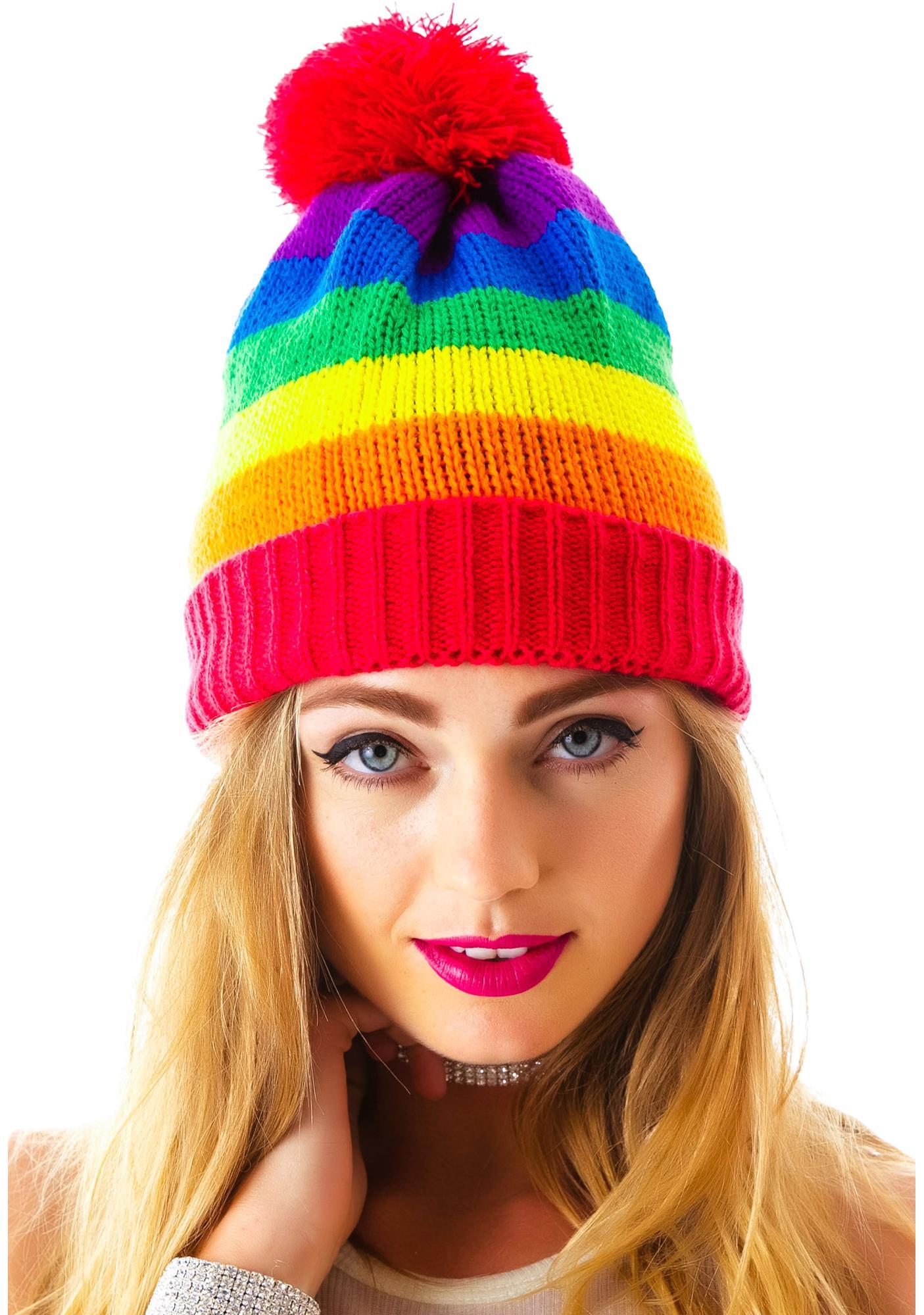 Euphoria Knitted Beanie