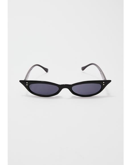 Ultra Cat Eye Sunglasses
