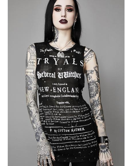 Witch Trials Tank Top