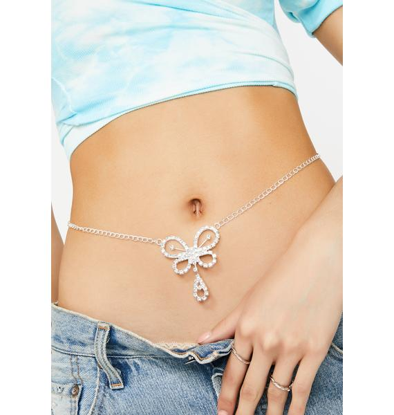 Fly Away Belly Chain