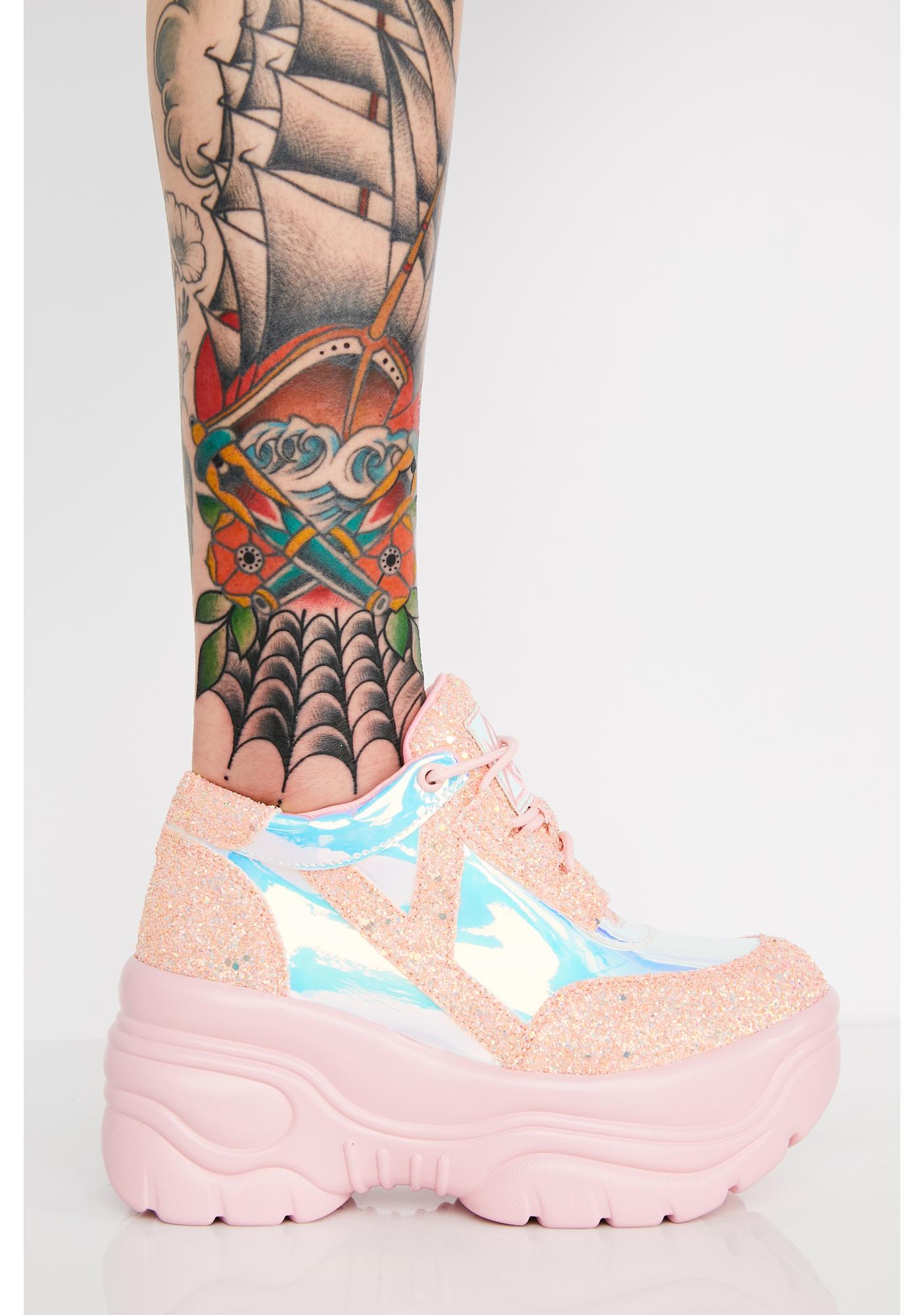 Y.R.U. Matrixx Platform Sneakers