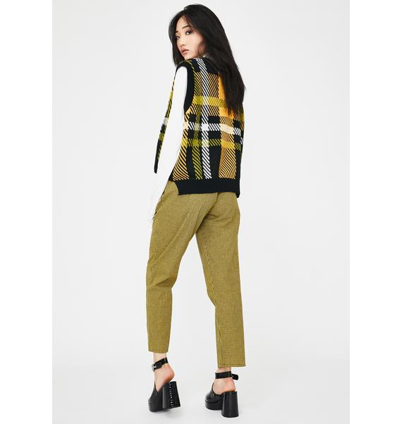 Twiin Analogue Straight Leg Pants