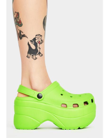 Mojito La Croxx Platform Sandals