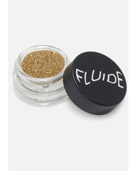 Gold Biodegradable Loose Glitter