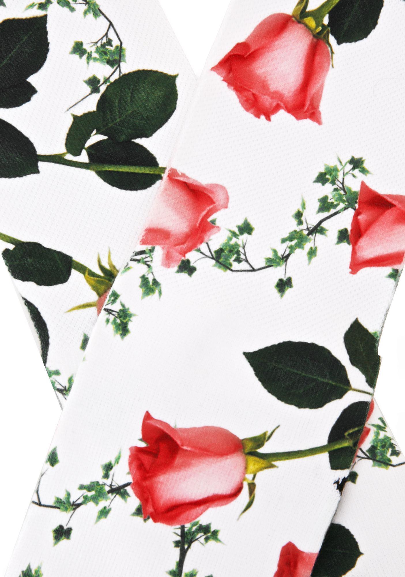 Odd Sox Pink Roses Socks