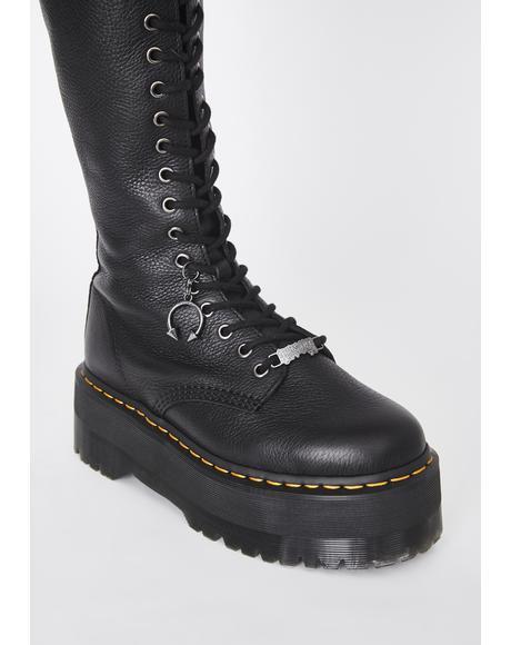 X Dolls Kill 1B60 Max Boots
