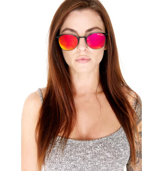 Quay Eyeware Domino Sunglasses